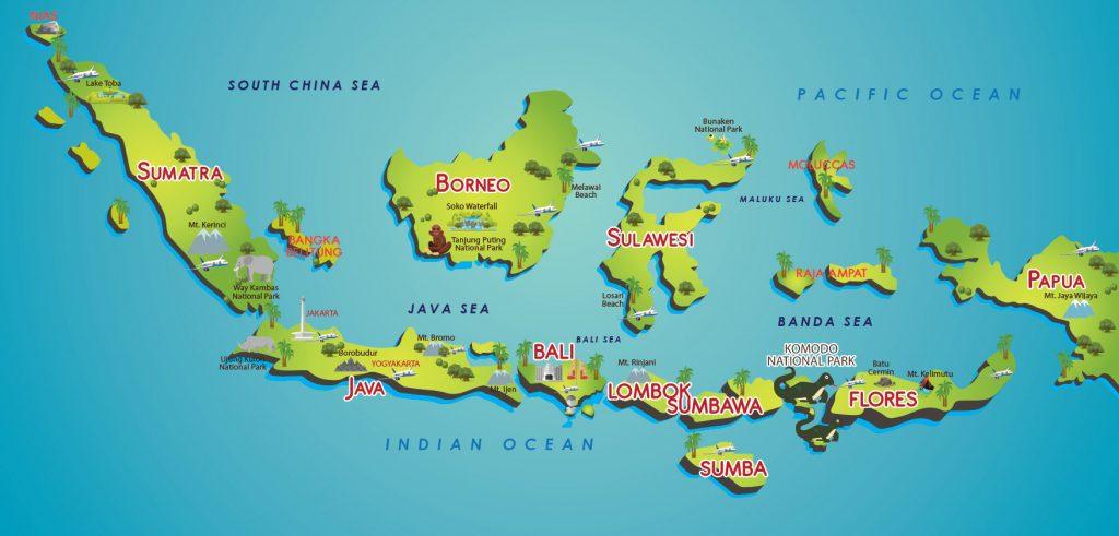 Conhecer a Indonésia | Dicas importantes