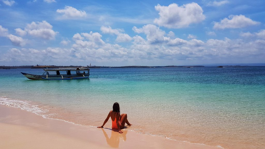 Lombok: Praia Cor-de-Rosa | Pink Beach