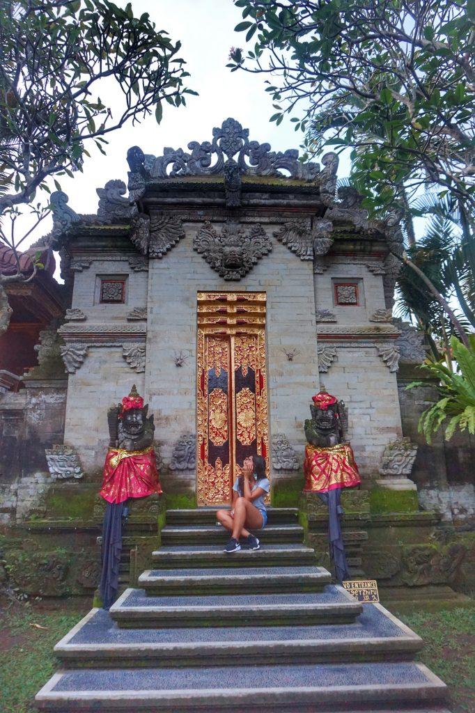 Ubud: Monkey Forest & Palácio de Ubud