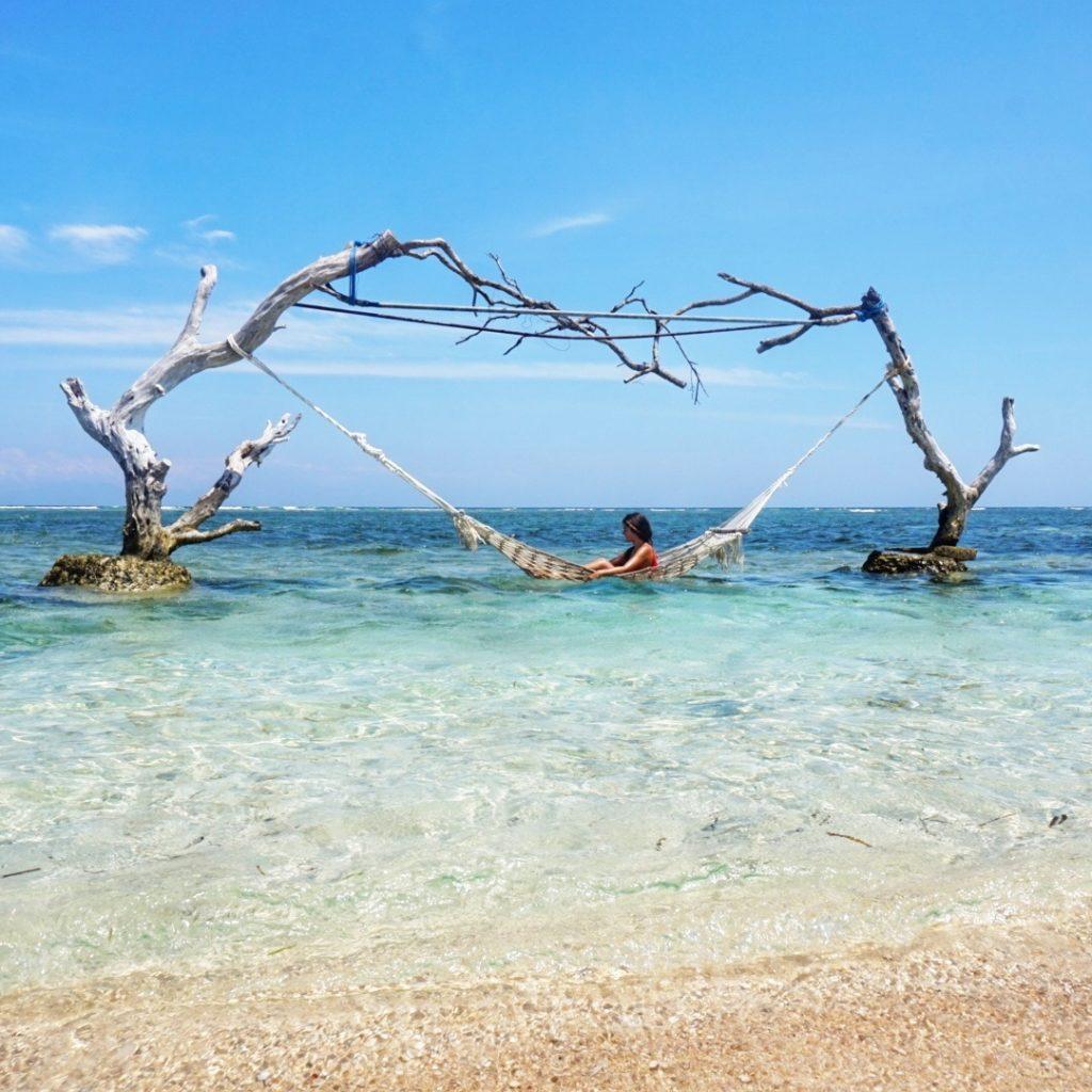 Gili Trawangan: o Paraíso dos Baloiços