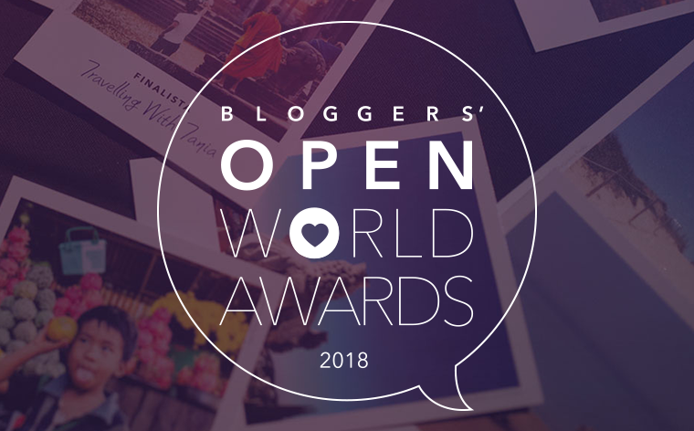 Momondo: Bloggers Open World Awards