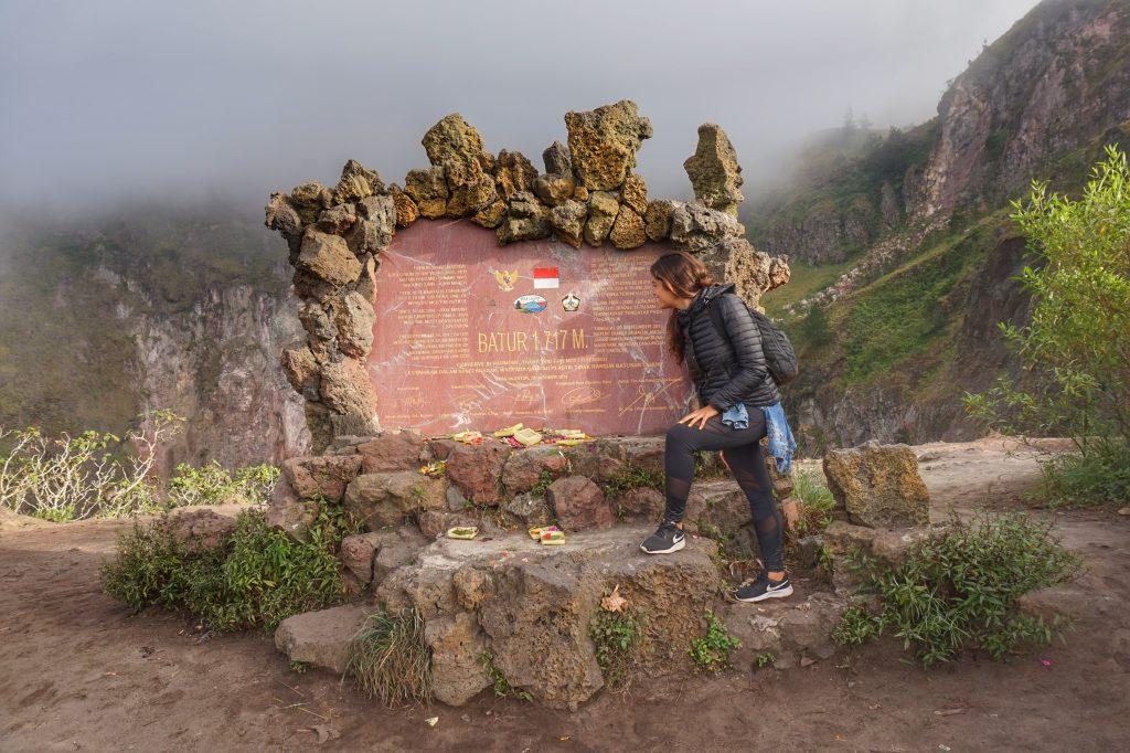 Trekking no Mt Batur