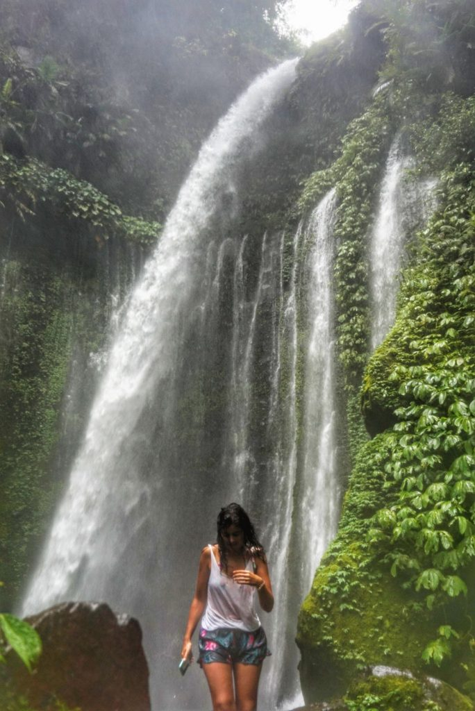 Lombok Waterfalls: as minhas favoritas!