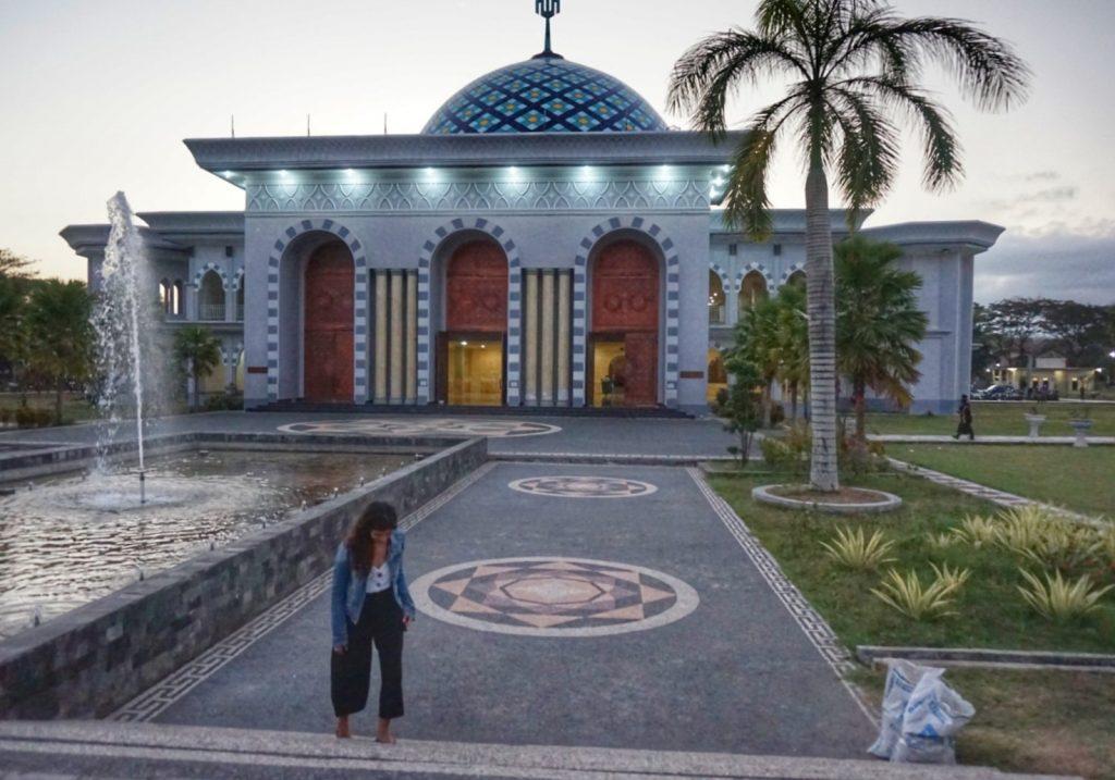 Centro de Lombok: a Cidade de Praya!