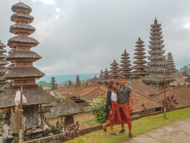 Besakih Temple: o mais importante Templo de Bali