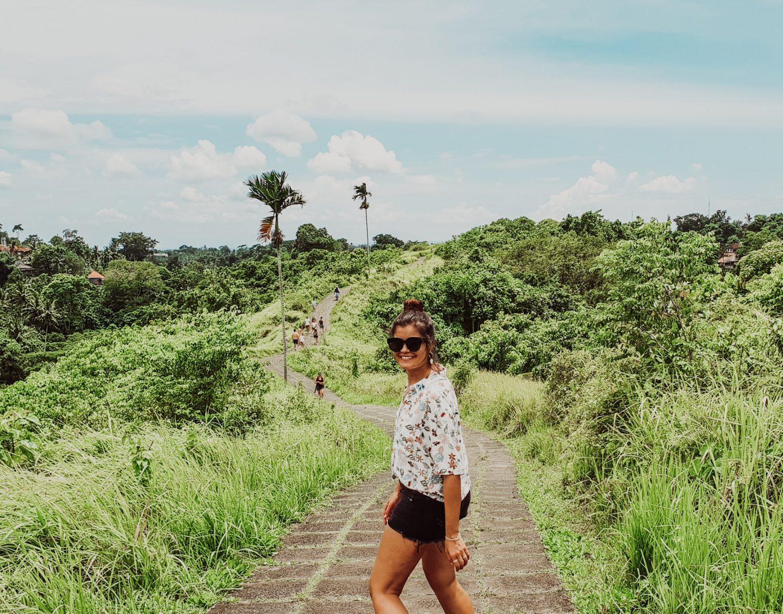Ubud: Caminhar pelo Campuhan Ridge Walk