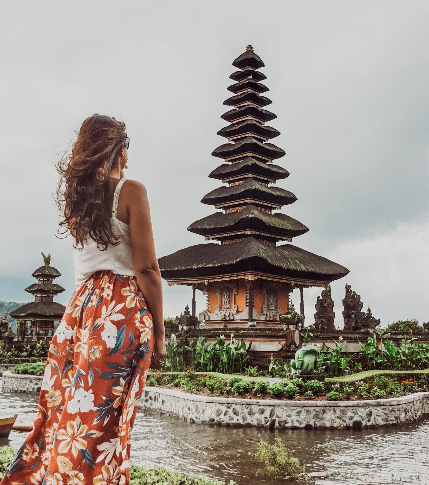 Top 9 de Templos em Bali