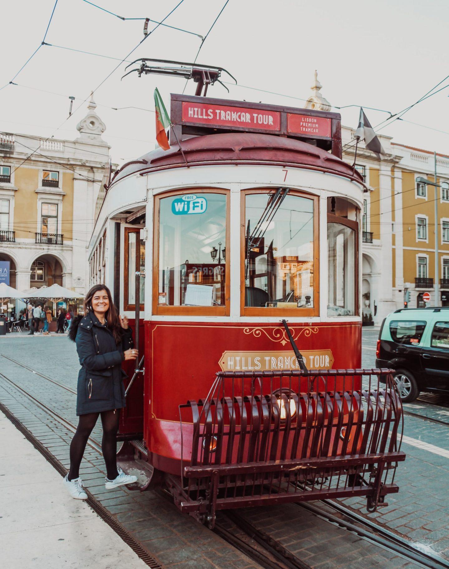 Tour de Eléctrico por Lisboa | Yellow Bus Tours
