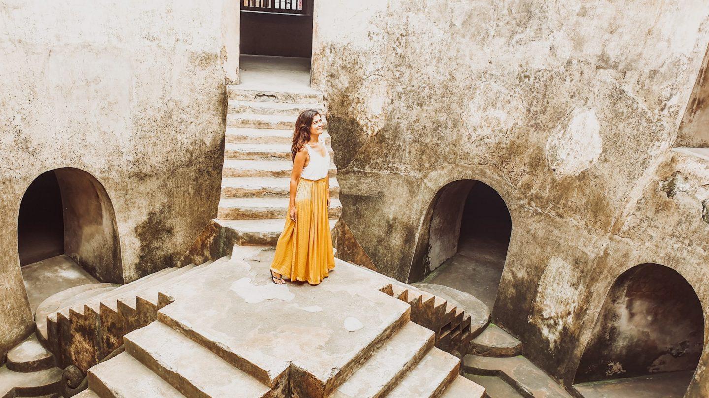 Yogy: Visitar o Taman Sari e a Underground Mosque