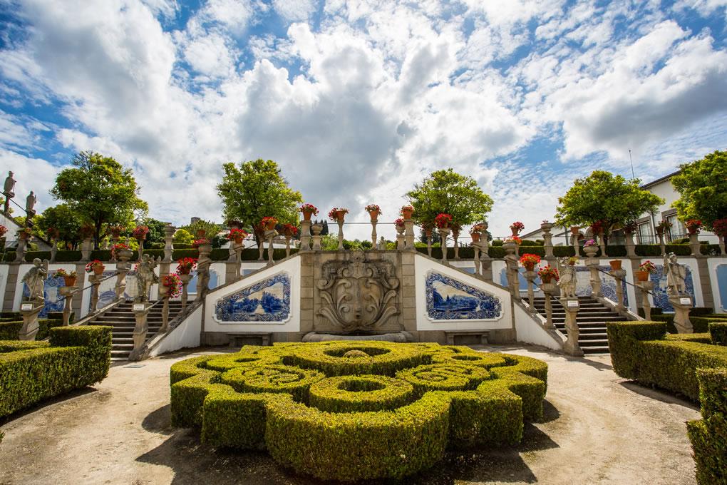 Jardim do Paço Castelo Branco