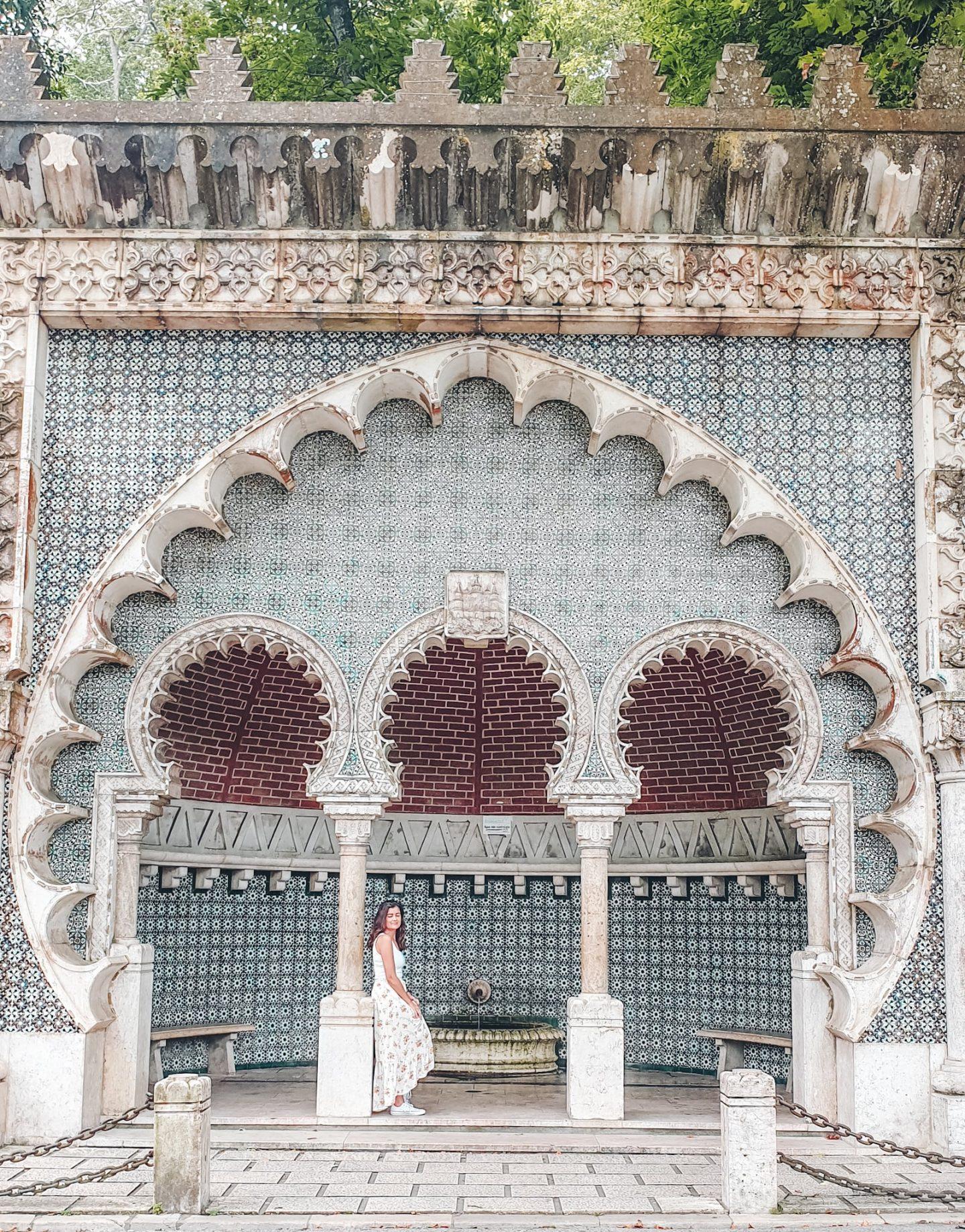 Sintra Day Tour: o Castelo dos Mouros & Palácio da Pena