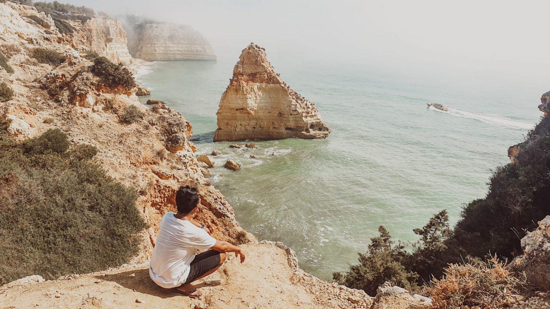 Algarve: Visitar a Praia da Marinha