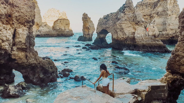 Algarve: Visitar a Ponta da Piedade