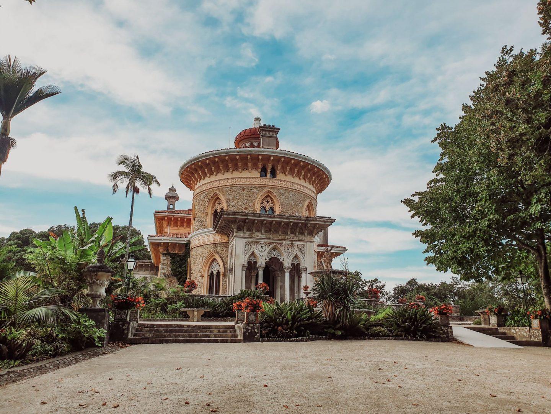 Sintra: Um Passeio pelo Palácio de Monserrate