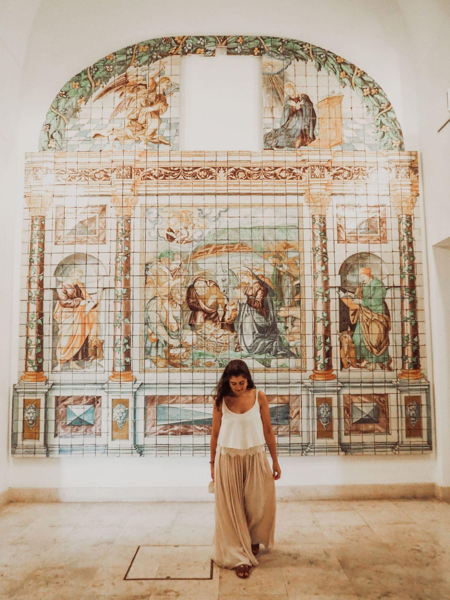 Visitar o Panteão Nacional & o Museu do Azulejo
