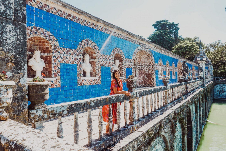 Top 5 de Palácios em Lisboa