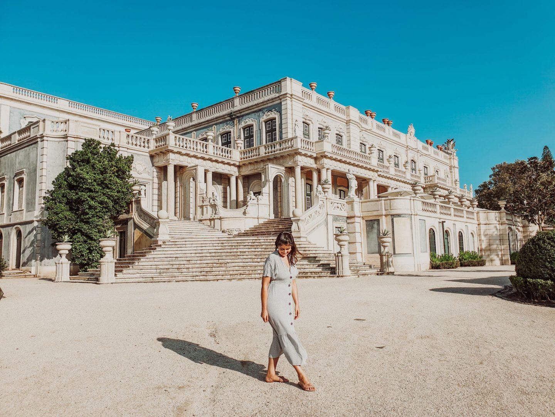 Visitar o Palácio de Queluz